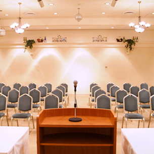 MEETING・RECEPTION・CONVENTION